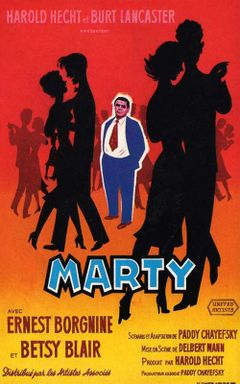 Affiche Marty