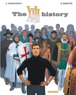 Couverture The XIII history - XIII, tome 25