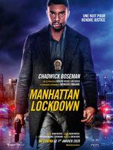 Affiche Manhattan Lockdown