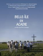Affiche Belle-Île en Acadie