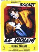 Affiche Le Violent