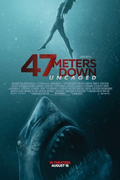 Affiche 47 Meters Down: Uncaged