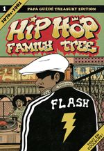 Couverture 1970s-1981 - Hip Hop Family Tree, tome 1