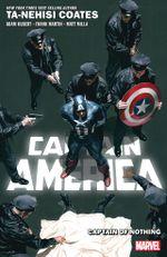 Couverture Captain America (2018), tome 2