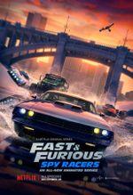 Affiche Fast & Furious : Les espions dans la course