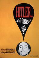 Affiche Hitler... connais pas