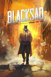 Jaquette Blacksad : Under the Skin