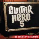 Pochette Guitar Hero 5 (OST)