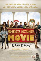 Affiche Horrible Histories: The Movie - Rotten Romans