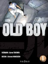 Couverture Old Boy (Double), tome 1