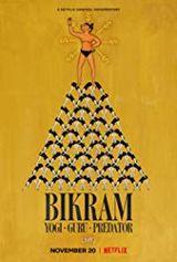 Affiche Bikram : Yogi, gourou, prédateur