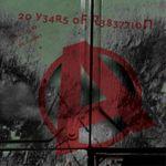 Pochette 20 Years of Rebellion