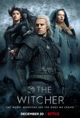 Affiche The Witcher