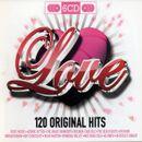 Pochette Love: 120 Original Hits