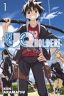 Couverture UQ Holder!, tome 1