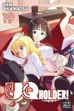 Couverture UQ Holder!, tome 19