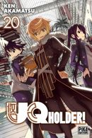 Couverture UQ Holder!, tome 20