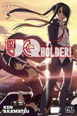 Couverture UQ Holder!, tome 2