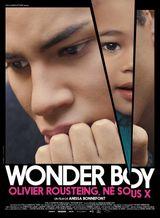 Affiche Wonder Boy, Olivier Rousteing, né sous X