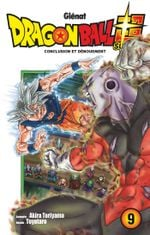 Couverture Dragon Ball Super, tome 9