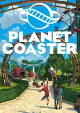 Jaquette Planet Coaster Console Edition