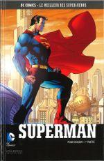 Couverture Superman : Pour demain (1ère partie) - DC Comics, Le Meilleur des Super-Héros, tome 31