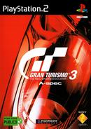 Jaquette Gran Turismo 3: A-Spec