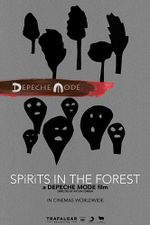Affiche Depeche Mode : Spirits in the Forest