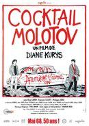 Affiche Cocktail Molotov