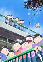 Affiche Mr. Osomatsu THE MOVIE