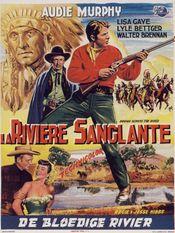 Affiche La Rivière sanglante
