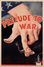 Affiche Prélude à la guerre