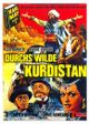 Affiche Mission dangereuse au Kurdistan