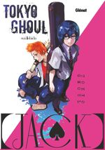 Couverture Tokyo Ghoul: Jack