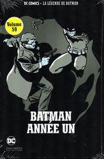 Couverture Batman : Année un - La Légende de Batman, tome 59