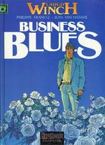 Couverture Business Blues - Largo Winch, tome 4