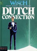 Couverture Dutch Connection - Largo Winch, tome 6