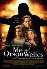 Affiche Orson Welles et moi