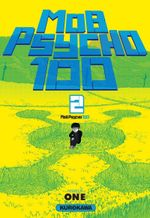 Couverture Mob Psycho 100, tome 2