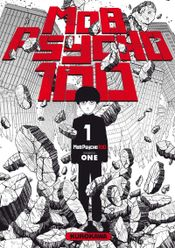 Couverture Mob Psycho 100