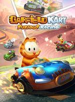 Jaquette Garfield Kart : Furious Racing