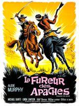 Affiche La Fureur des Apaches