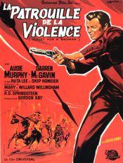 Affiche La Patrouille de la violence