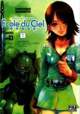 Couverture Mobile Suit Gundam : École du ciel