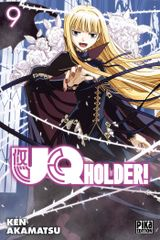 Couverture UQ Holder!, tome 9