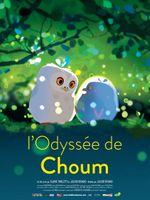 Affiche L'Odyssée de Choum