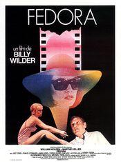 Affiche Fedora