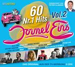 Pochette Formel Eins: 60 Nr.1 Hits, Volume 2