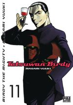 Couverture Tetsuwan Birdy, tome 11
