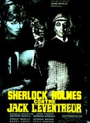 Affiche Sherlock Holmes contre Jack l'Éventreur